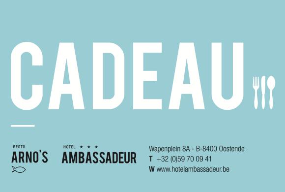 Hotel Ambassadeur ligt ideaal op de markt van Oostende vlakbij het strand en de winkelstraten. Ruime moderne kamers. Visrestaurant Arno's met ruim zonnig terras. Ontbijtbuffet met cava. Oostende de stad aan zee